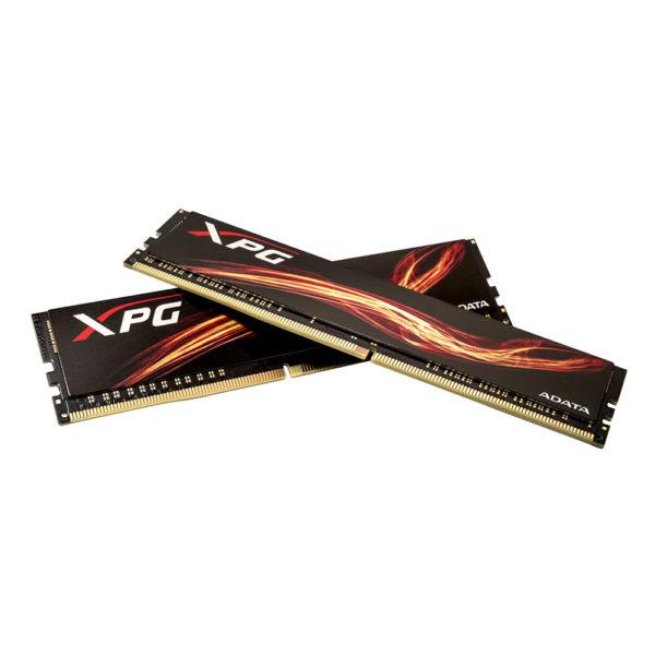 حافظهی رم اورکلاک XPG Flame DDR4 ایدیتا