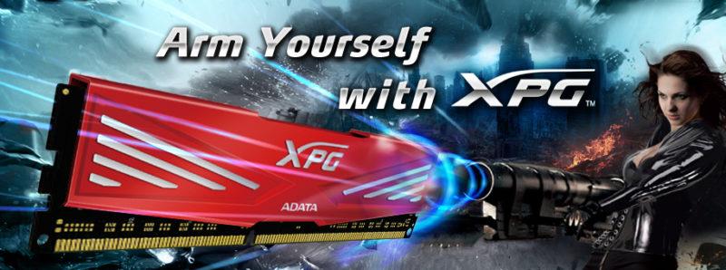 حافظهی رم XPG V1 DDR3 ایدیتا
