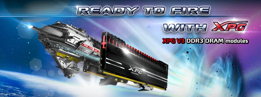 حافظهی رم XPG V3 DDR3 ایدیتا