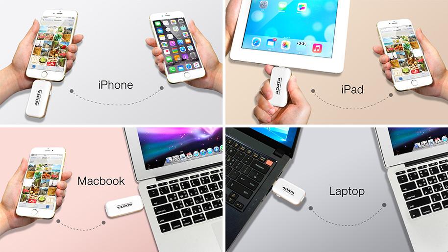 آیمموری UE710 فلشمموری OTG مخصوص اپل