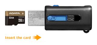 Adata OTG micro Reader