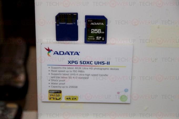 کارت حافظه اس دی با استاندارد U3 و ظرفیت استثنایی 256 گیگابایت