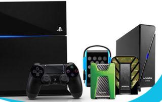 اتصال هارداکسترنال به PS4