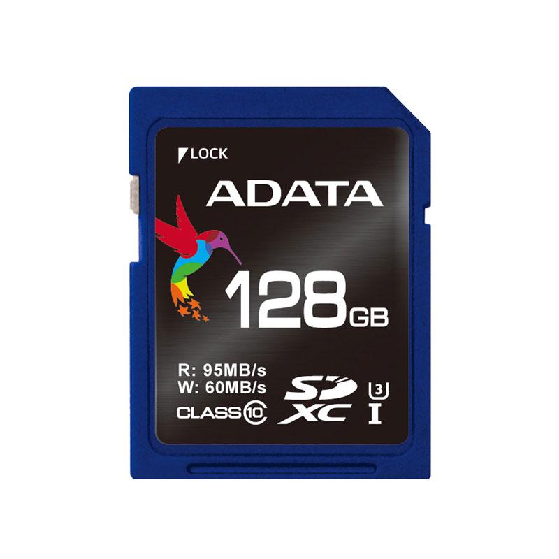 Adata Premier Pro SDXC UHS-I U3