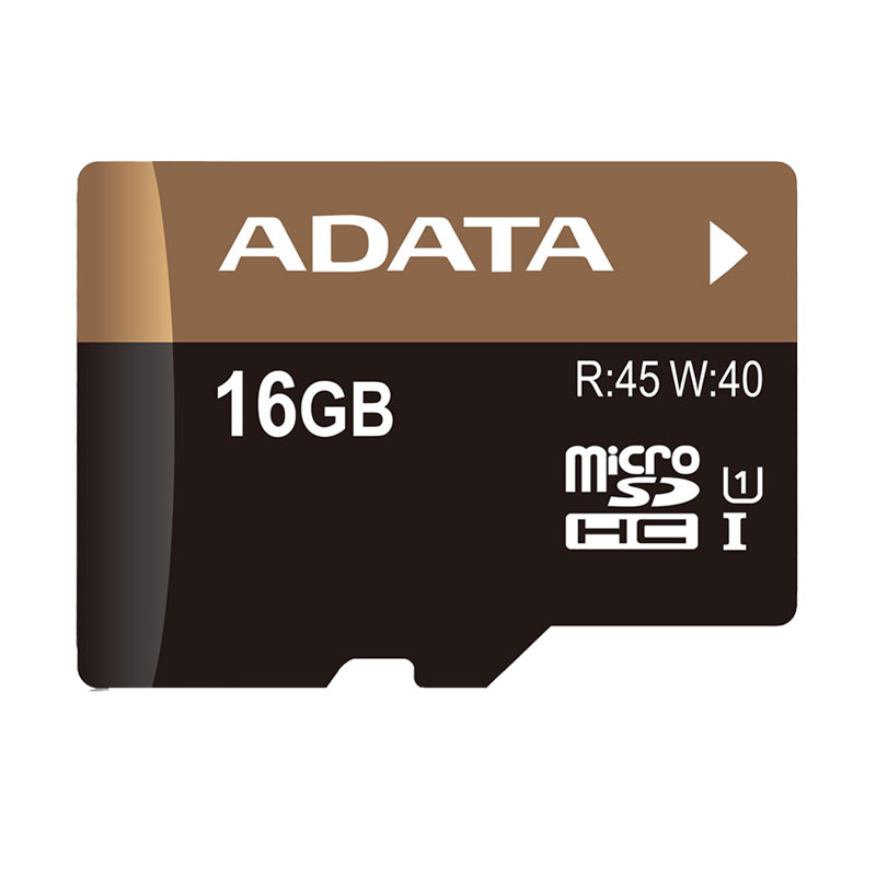 Adata Premier Pro microSDHC UHS-I U1 Class10