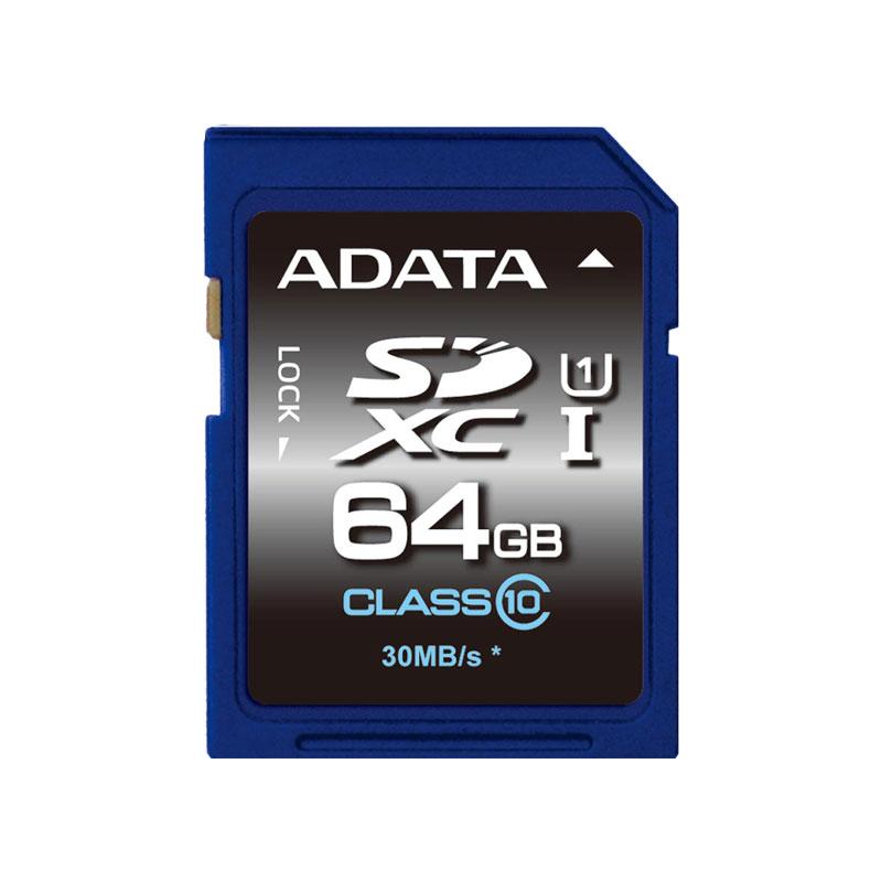 Adata Premier SDXCSDHC UHS-I