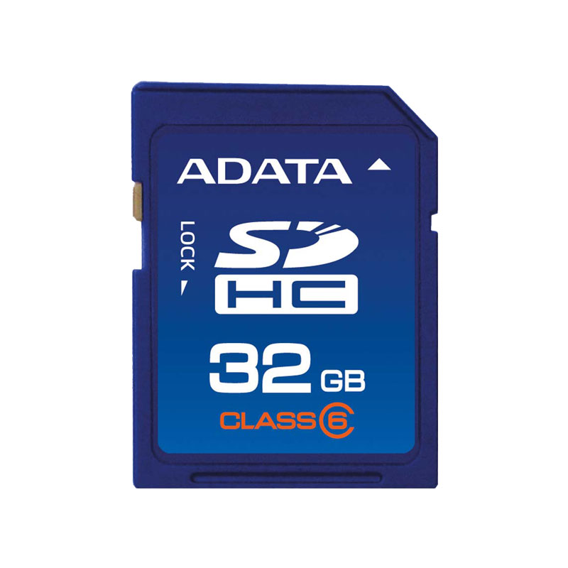 Adata SDHC-Class-6