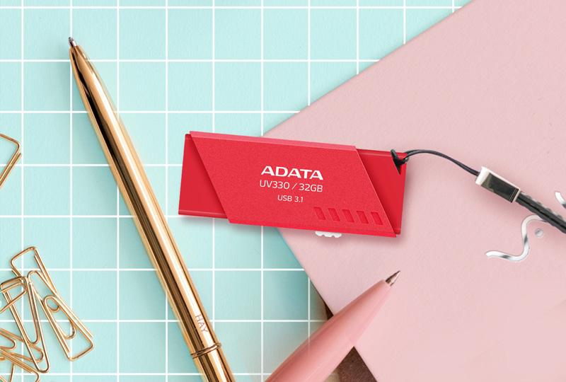 فلش مموری کاربردی USB3.1 UV330 ایدیتا