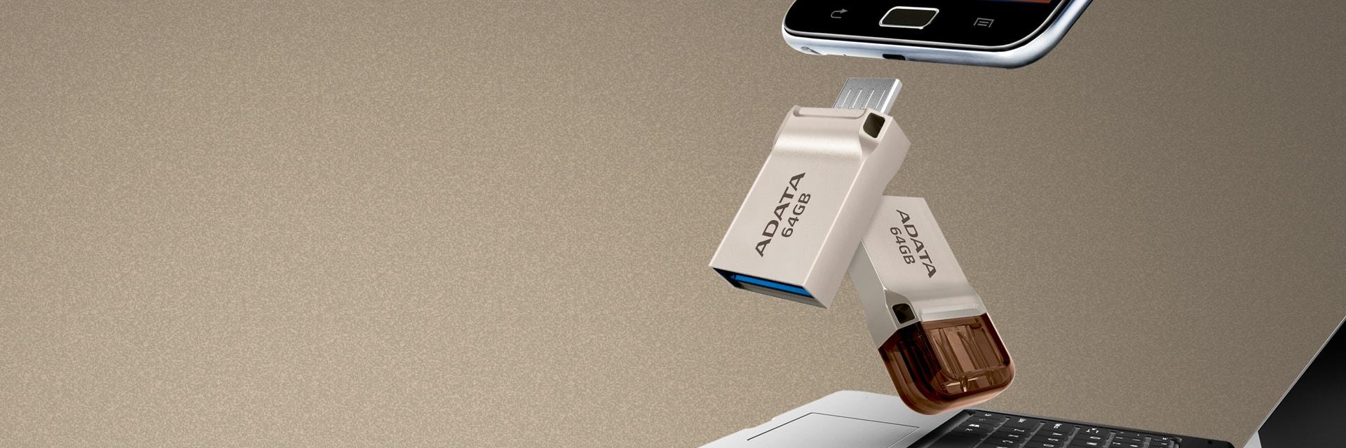 فلش مموری همهکاره UC360 ایدیتا