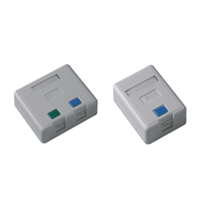 پریز شبکه روکارCat 6 UTP دیجی لینک اشنایدر