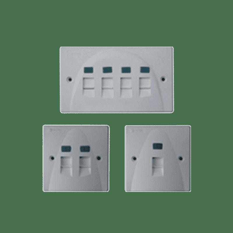 پریز شبکه (Cat 6A (10G اشنایدر