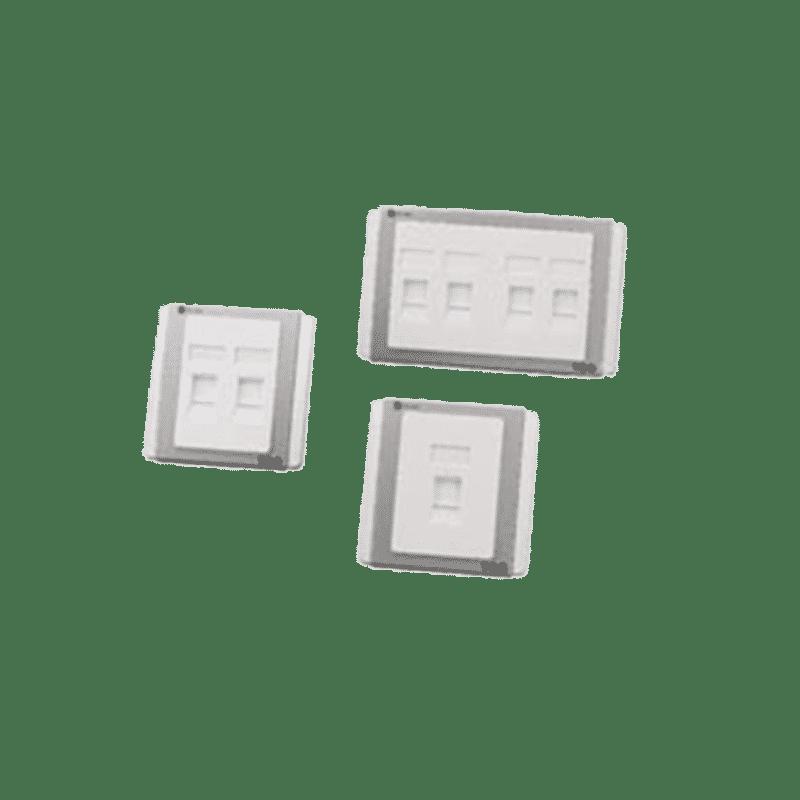 پریز شبکه (Cat 6A (10G دیجیلینک اشنایدر