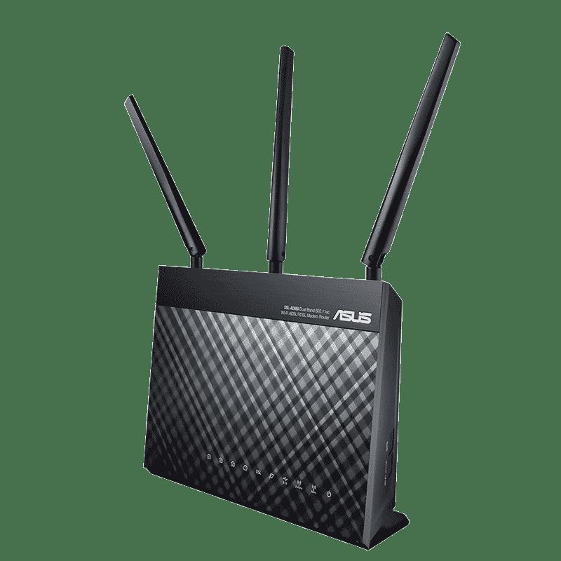مودم روتر دو باند DSL-AC68U ایسوس