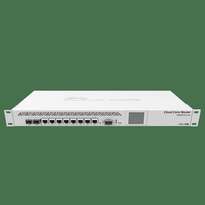 CCR1009-7G-1C-1S-Plus یک روتر حرفه ای