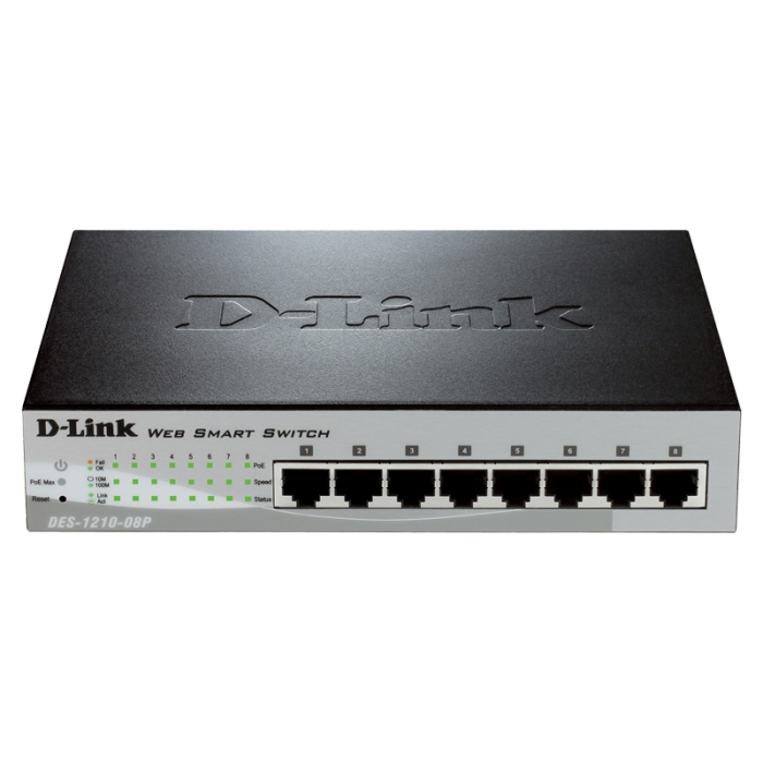 D-Link DWS-1210-08P