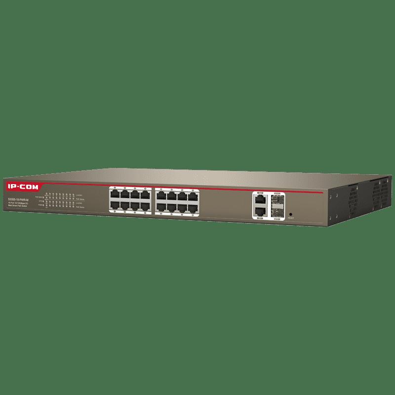 سوییچ(S3300-18-PWR-M(F1218P آی پی کام