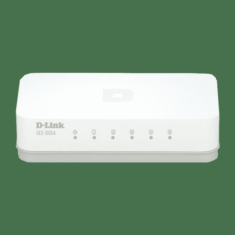 سوییچ DES-1005A دی لینک