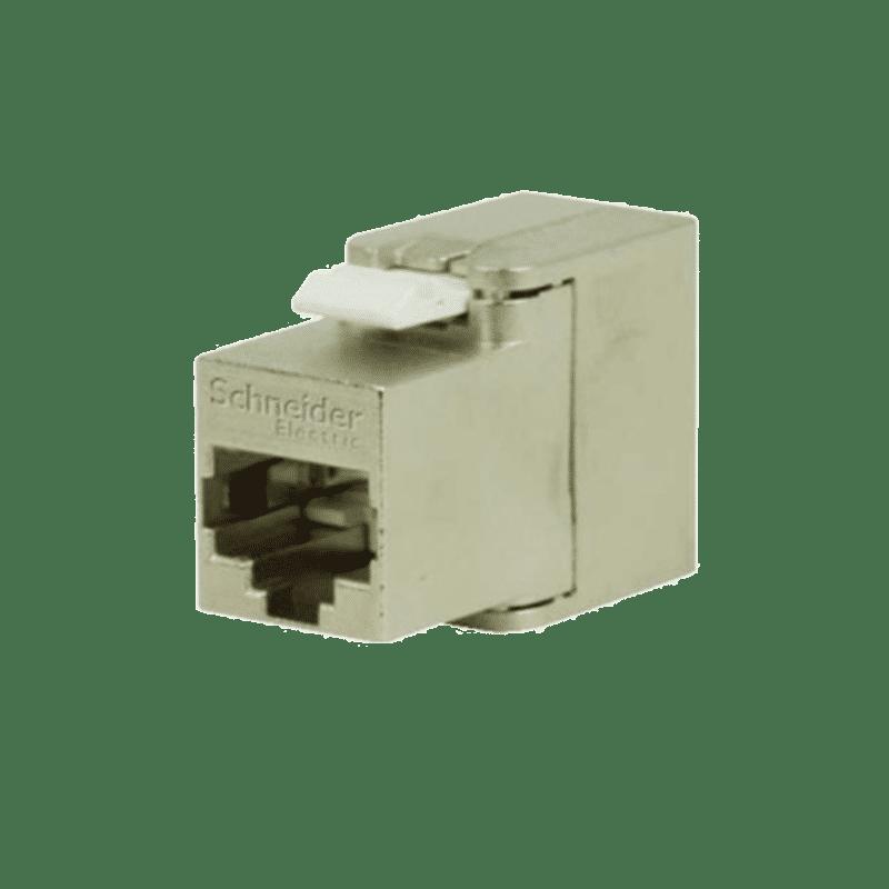 کیستون اکتاسی Cat 6A FTP اشنایدر نسخه ی panel