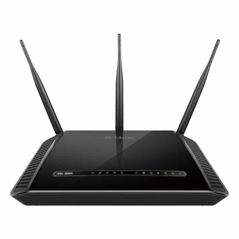 مودم روتر+VDSL2/ADSL2 مدل DSL-2888A دی-لینک