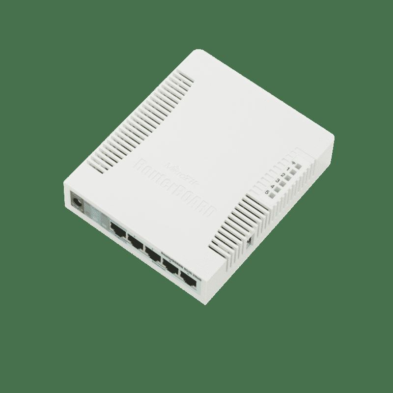 روتر اکسس پوینت مدل RB951G-2HnD میکروتیک