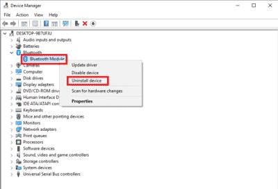 یک راه حل ساده برای برطرف کردن مشکلات بلوتوث در ویندوز 10