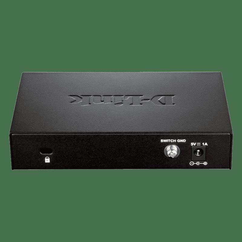 سوییچ هوشمند گیگابیتی 5 پورت DGS-1100-05 دی-لینک