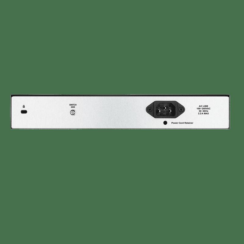 سوییچ PoE گیگابیتی مدل DGS-1100-10MP دی-لینک