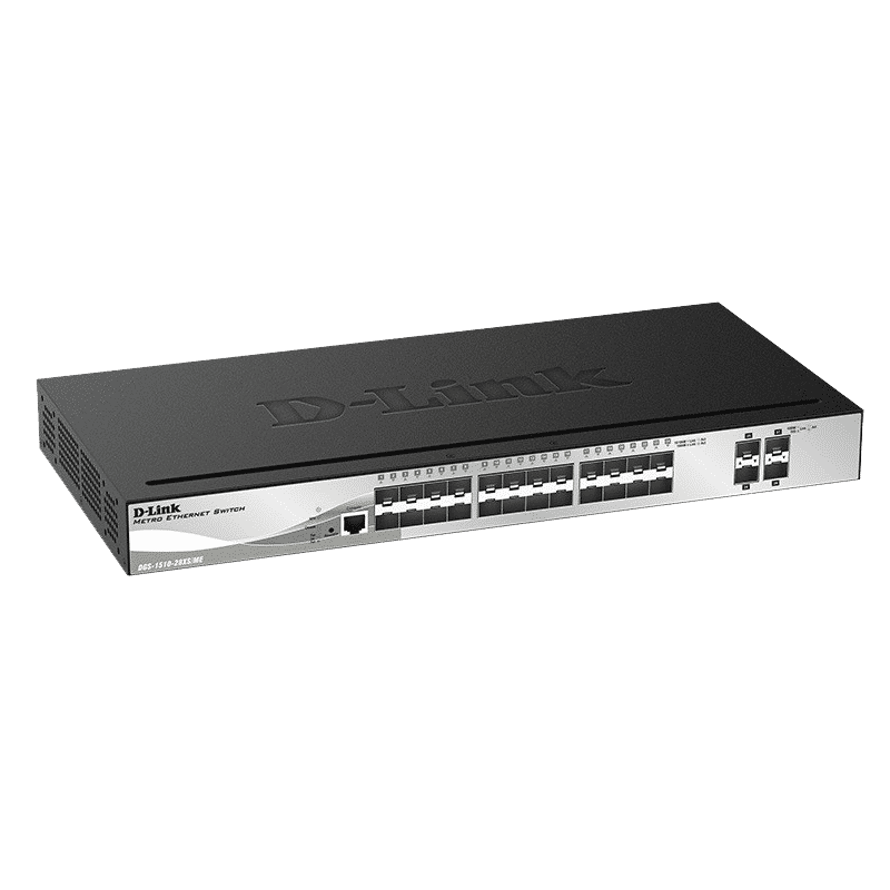 سوییچ Stackable هوشمند DGS-1510-28XS دی-لینک