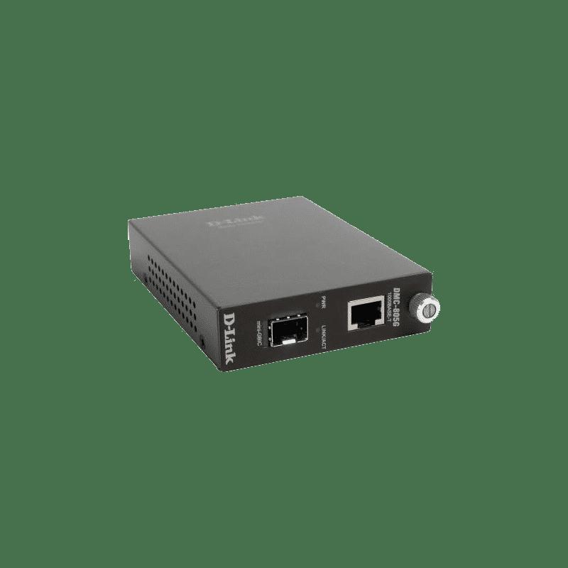 مبدل فیبر سینگل مود و مولتی مود مدل DMC-805G دی-لینک