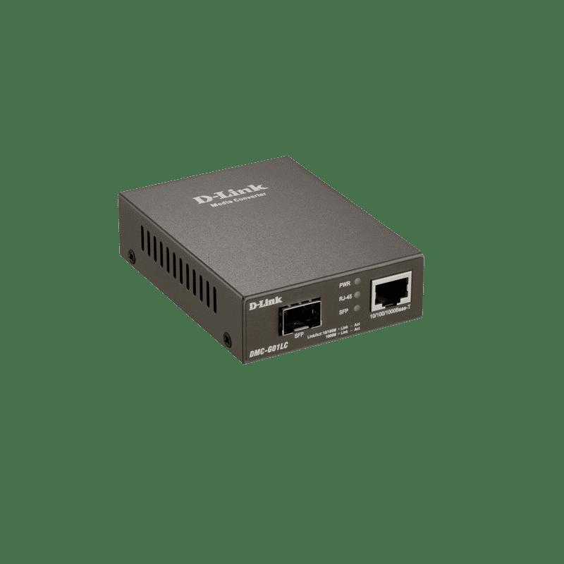 مبدل SFP مدل DMC-G01LC دی-لینک