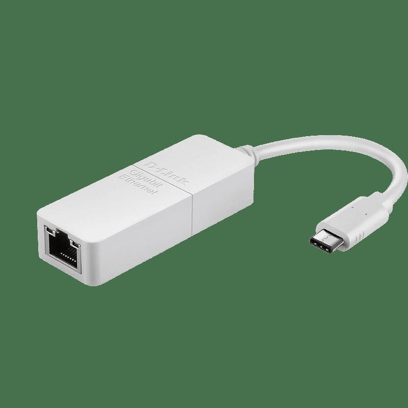 مبدل USB-C به پورت گیگابیت اترنت DUB-E130 دی-لینک