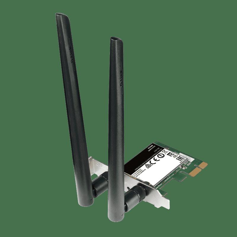 کارت شبکه PCI بی سیم مدل DWA-582 دی-لینک