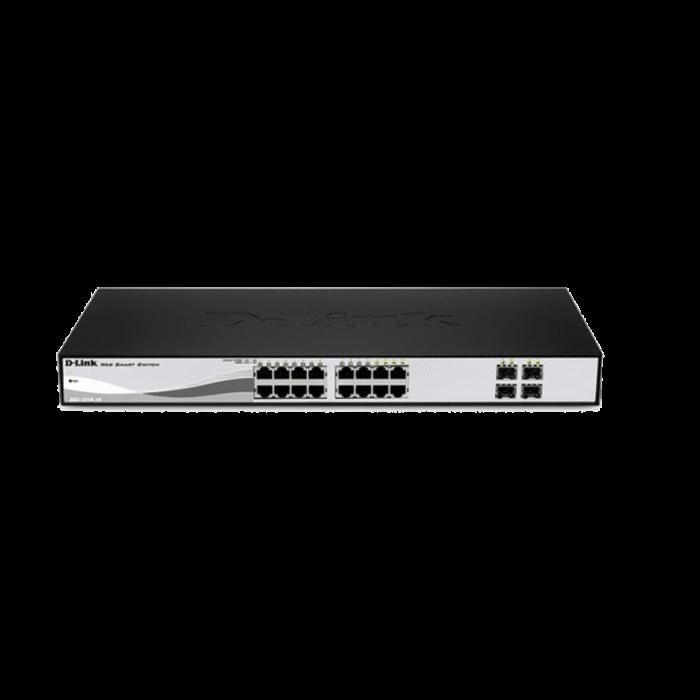 سوییچ هوشمند DGS-1210-16 دی-لینک