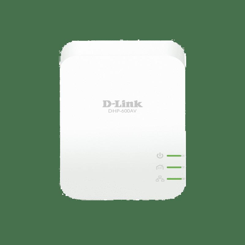 DHP-600AV پاورلاینی با پورت گیگابیتی است ، که از کابل کشی برق منزل شما برای ایجاد یک شبکه و یا گسترش شبکه موجود استفاده میکند.میتوانید اینترنت را برای اتاق کار ، دستگاه های مخصوص بازی و یا سیستم های کامپیوتری ، در دو اتاق جداگانه به اشتراک بگذارید ، بدون آنکه نیاز به کابل کشی جدید برای شبکه باشد .با این دستگاه از نزدیک ترین پریز برق ، امکان اتصال به شبکه را برای استفاده از پرینترها،کامپیوترها و دستگاه های ذخیره سازی دارید.