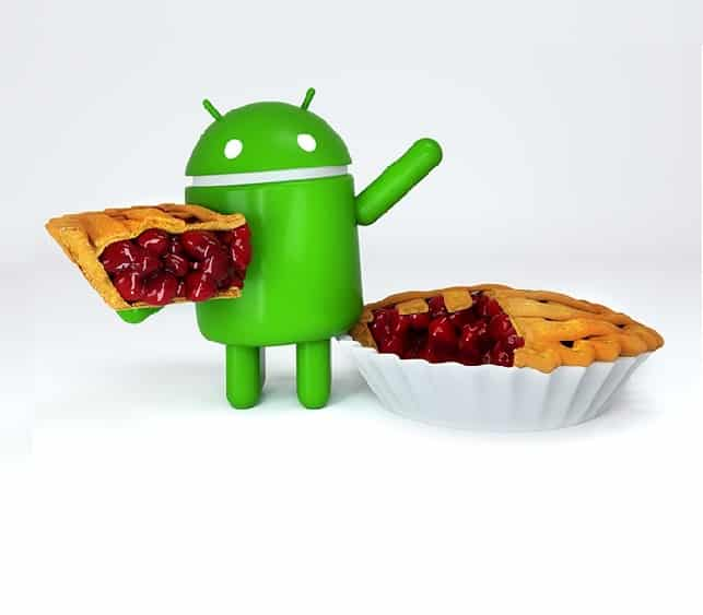 اندروید Pie