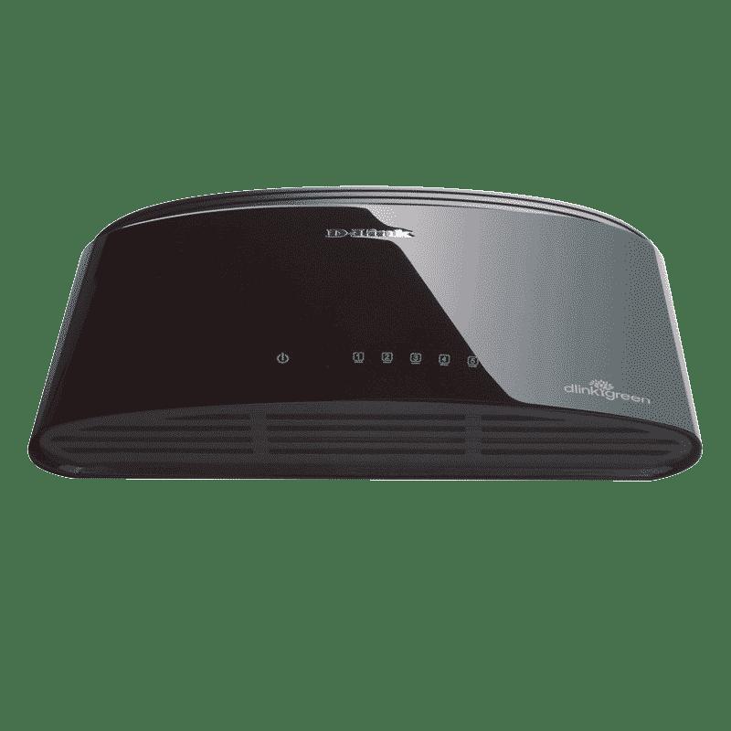 سوییچ 5 پورت غیرمدیریتی مدل DES-1005D دی-لینک