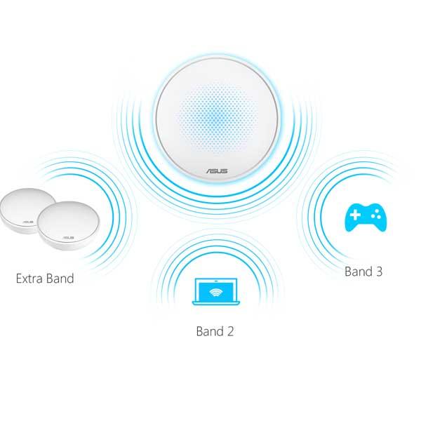 سیستم مش وای فای AC2200 مدل Lyra ایسوس