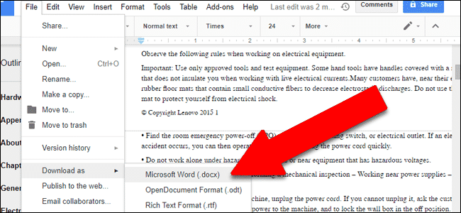 چگونه یک فایل PDF را به یک فایل متنی قابل ویرایش تبدیل کنیم؟