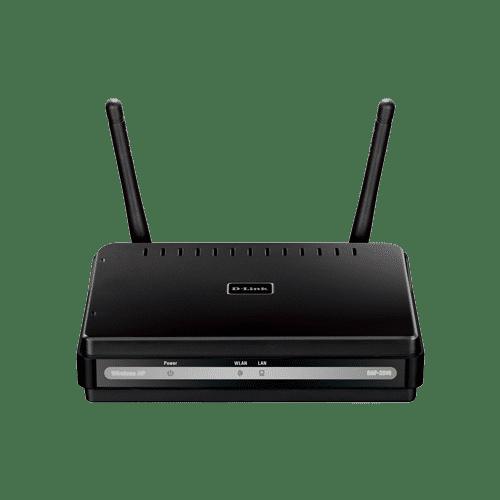 اکسس پوینت DAP-2310 گزینه ای مناسب برای هر مدیری ، برای گسترش شبکه بی سیم است.