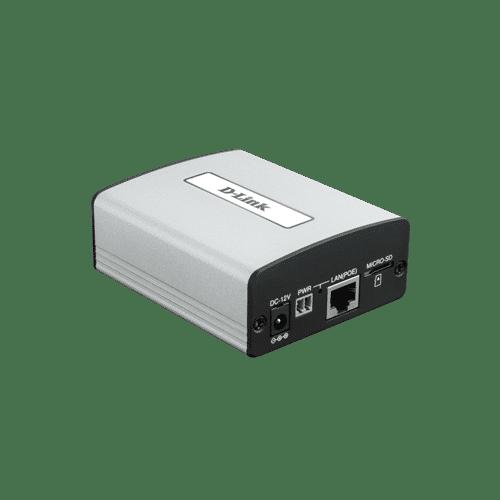 دوربین مداربسته چند منظوره و مخفی DCS-1201 یک راه حل نظارتی قوی را در اختیار کاربران قرار می دهد