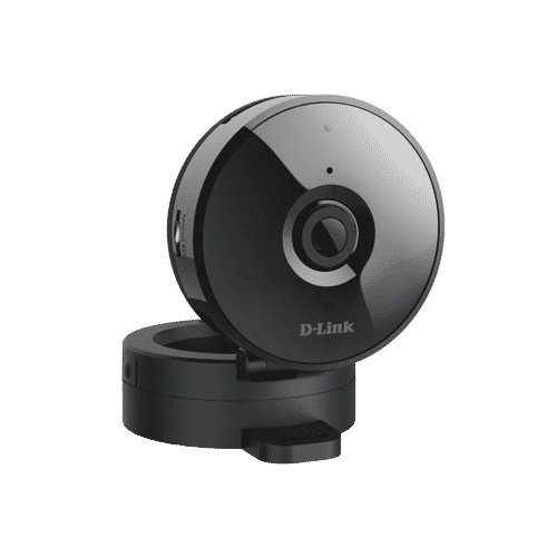 DCS-936L ، دوربین بی سیم HD مجهز به لنز واید است که تمام فضای اتاق را پوشش می دهد.