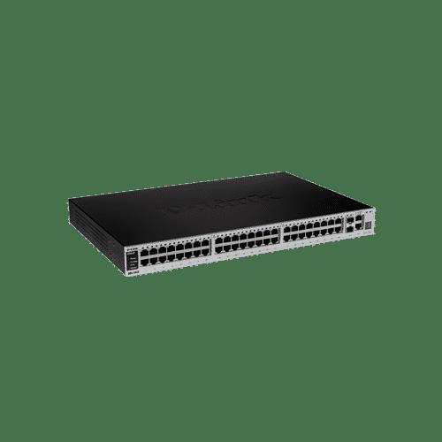 سوییچ لایه 2 ،xStack® DES-3552 دستگاهی با کارایی بالا، قابل مدیریت و قابل استک شدن است