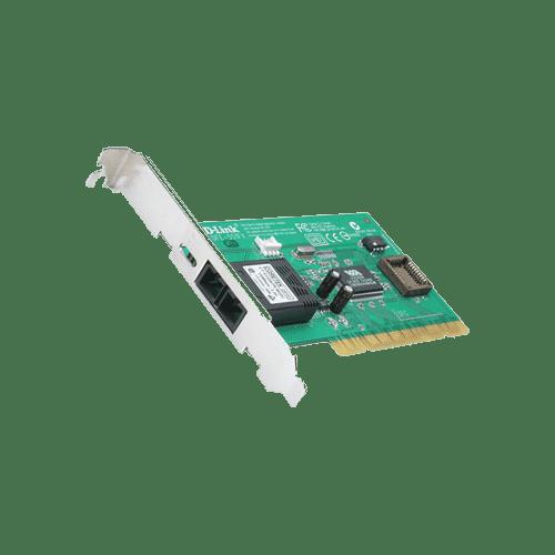 کارت شبکه فیبرنوریDFE-551FX امکان اتصال کامپیوتر شما ، به شبکه فیبری را فراهم می سازد