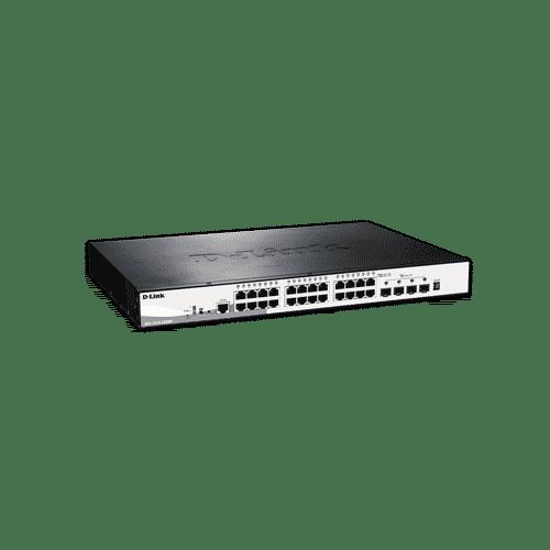 سری DGS-1510 نسل جدیدی از سوییچ های قابل مدیریت هستند که دارای پورت های 10G می باشند