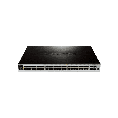 سوییچ DGS-3420-28PC دارای 20 پورت گیگابیتی شبکه با قابلیت PoE است