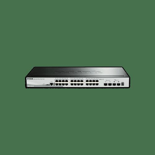 سریDGS-1510 D-Link جدیدترین نسل از سوییچ هایSmartPro با پورت های 10G است .