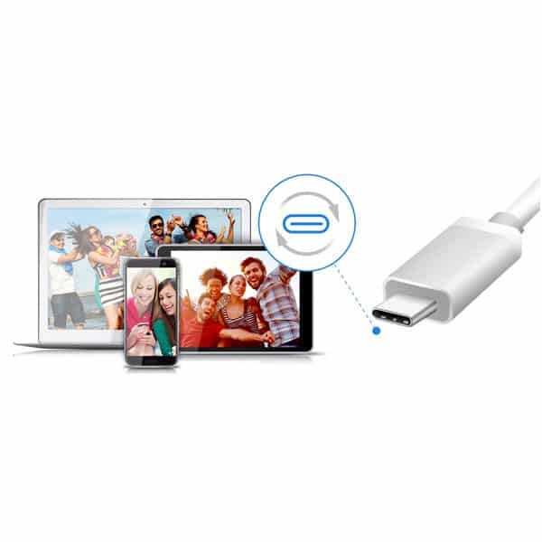 آداپتور USB-C به 3 پورت USB-A 3.1 ای دیتا