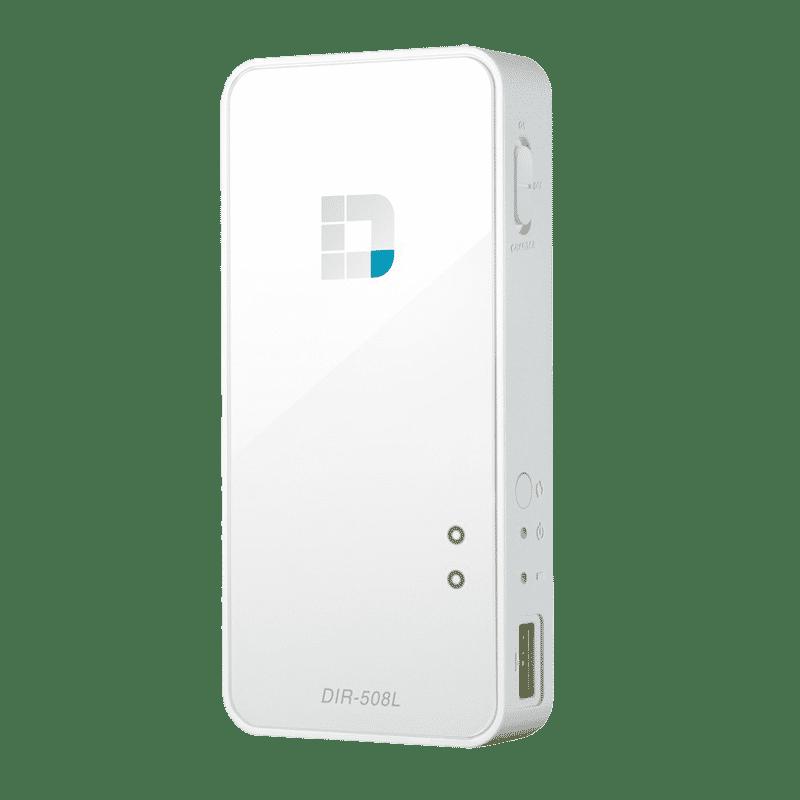 روتر بی سیم قابل حمل DIR-508L دی-لینک