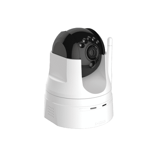 شد. این دوربین از نرم افزار mydlink پشتیبانی میکند