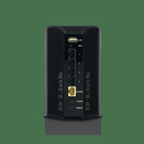 کلود روتر گیگابیتیDIR-826L شبکه خانگی با سرعت بالا برای اتصال کامپیوترها و تلفن های همراه شما به اینترنت پهن باند ایجاد میکند